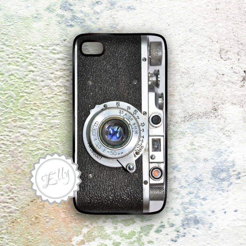 brand new 94be7 aaab9 Retro Old Camera IPhone4 4S Case - Hard Cover on Luulla